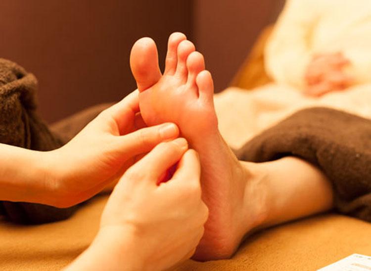 リ台湾式リフレクソロジー(脚部のセラピー)