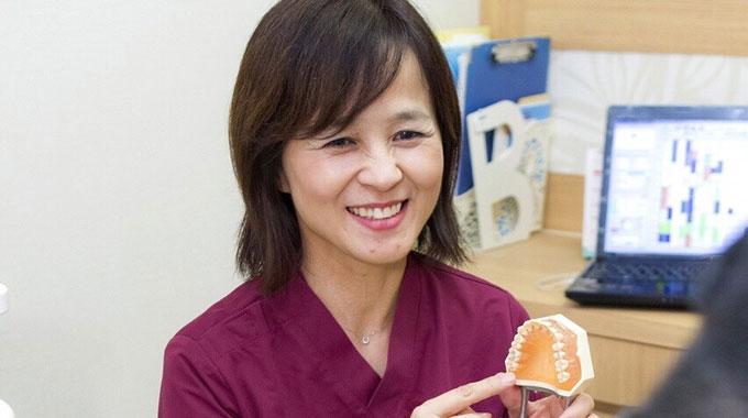 歯科医師 渡辺里香先生